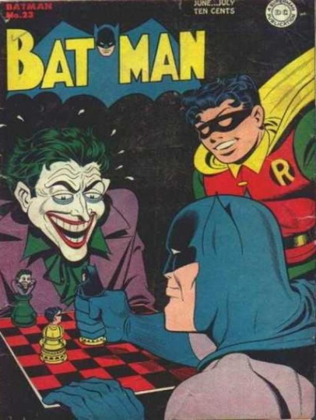 Batman n ° 23
