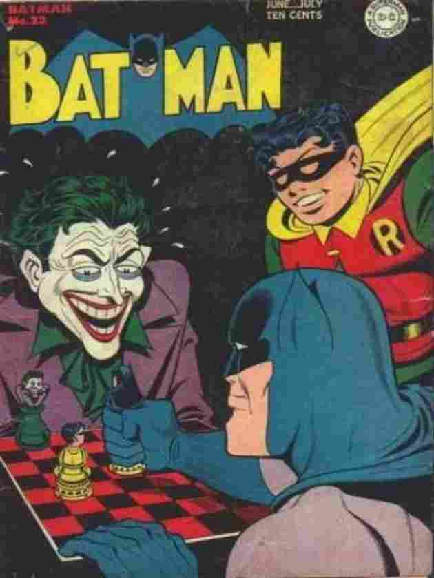 Batman Nº 23