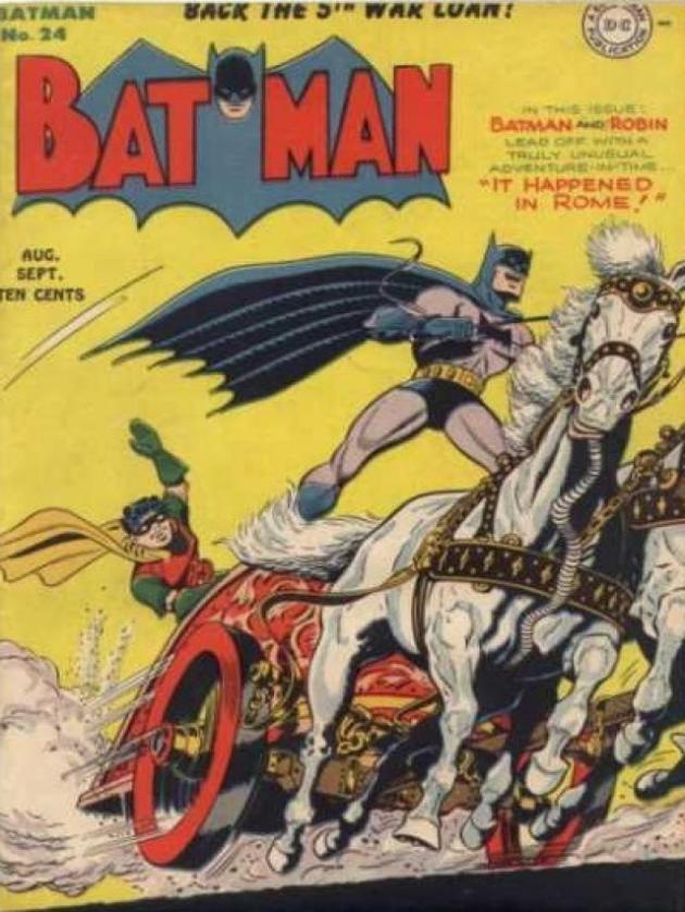 Batman n ° 24