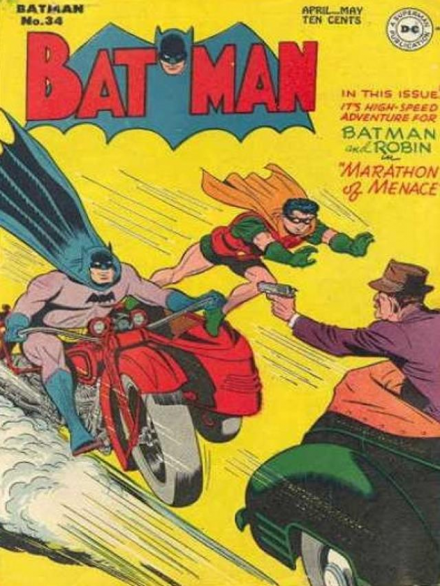 Batman n ° 34