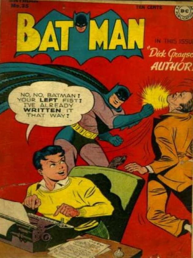 Batman n ° 35