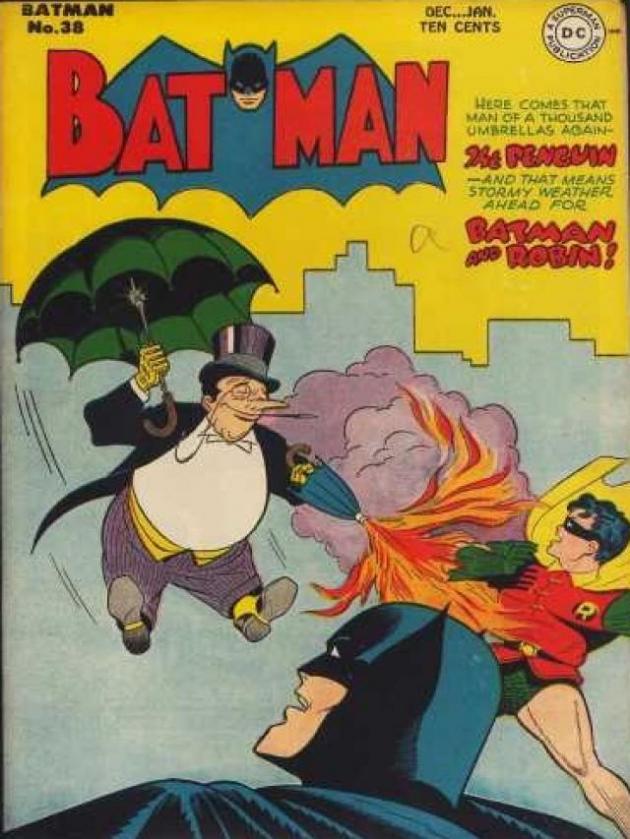 Batman Nº 38