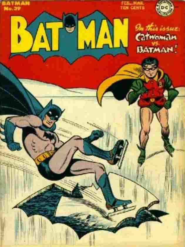Batman Nº 39