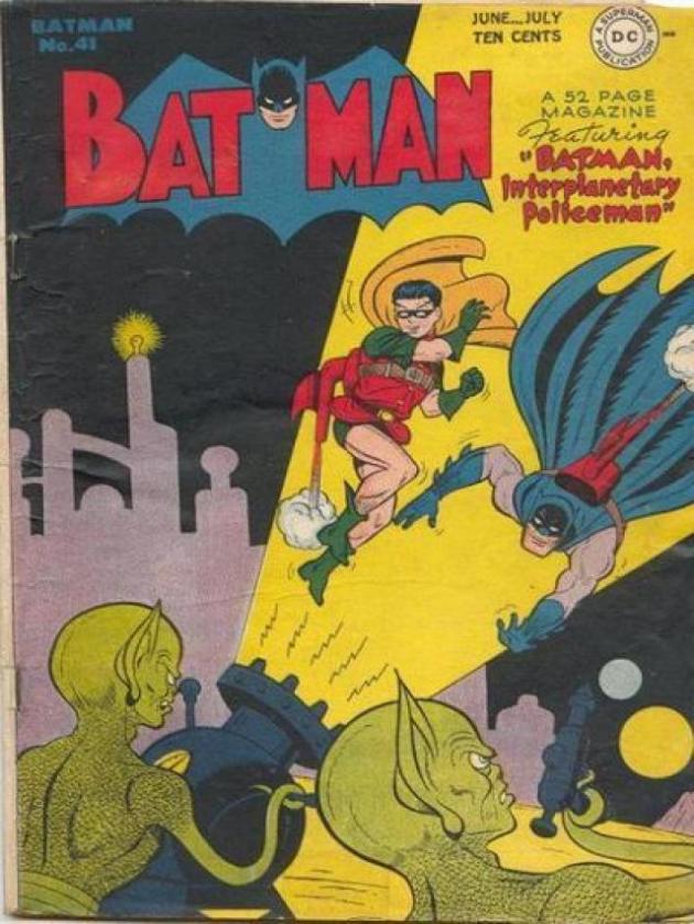 Batman n ° 41