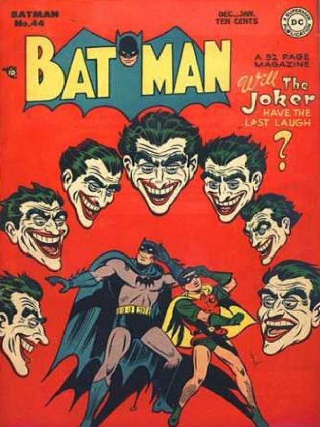 Batman Nº 44