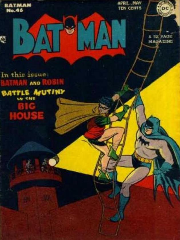 Batman n ° 46