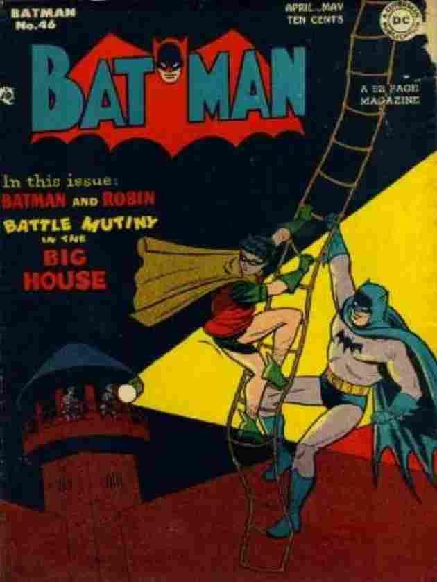 Batman Nº 46