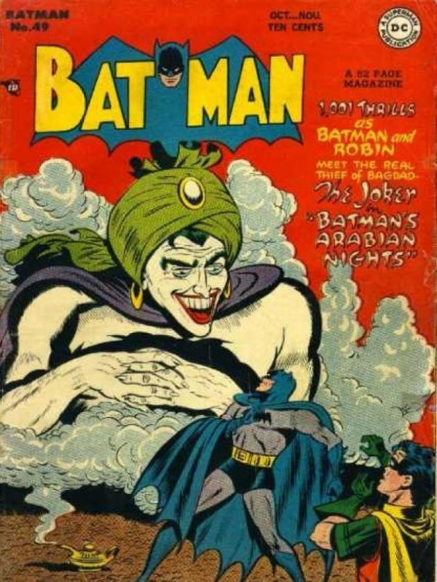 Batman n ° 49
