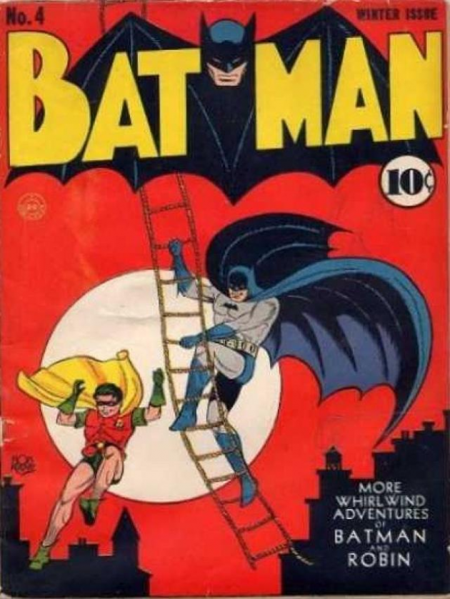 Batman n ° 4