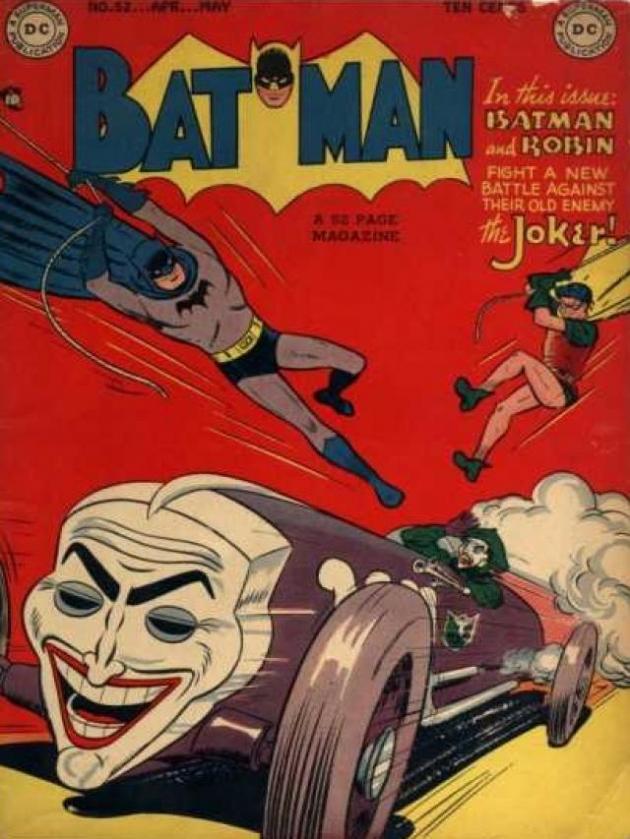 Batman N ° 52