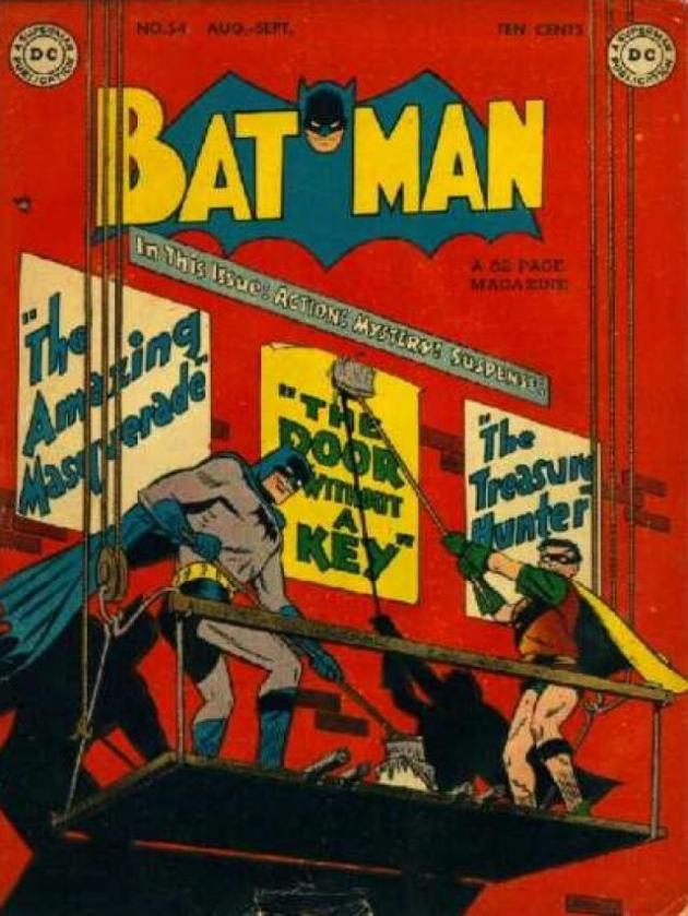 Batman Nº 54
