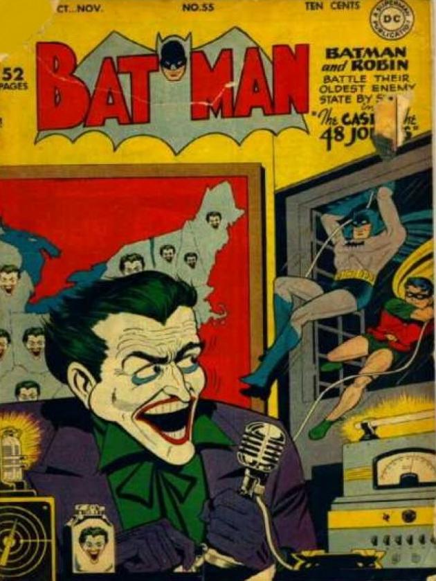 Batman n ° 55