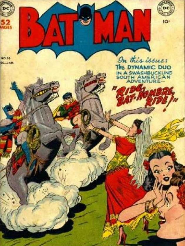 Batman N ° 56