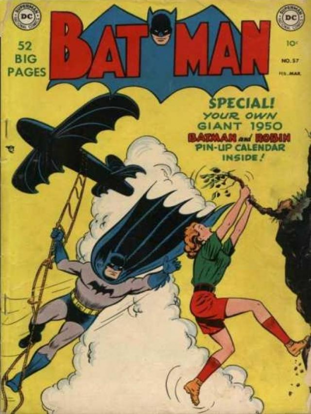 Batman n ° 57