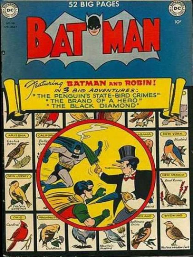 Batman N ° 58