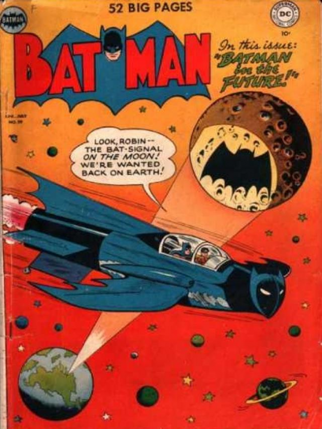 Batman n ° 59