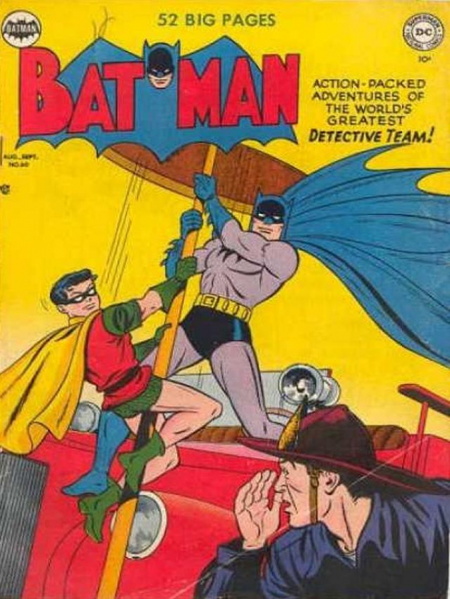 Batman n ° 60