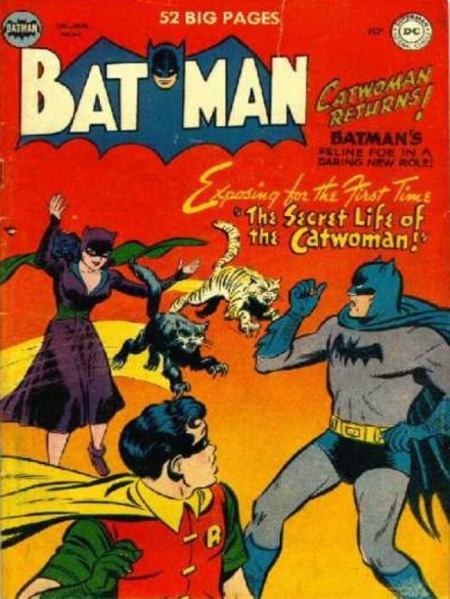 Batman Nº 62