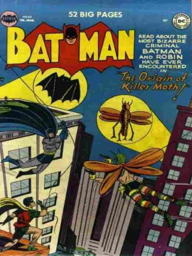 Batman Nº 63