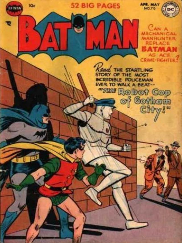 Batman Nº 70