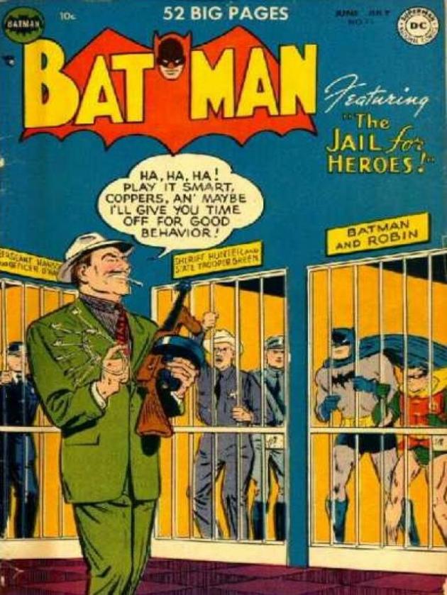 Batman N ° 71