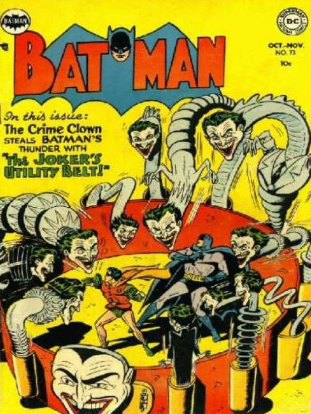 Batman N ° 73