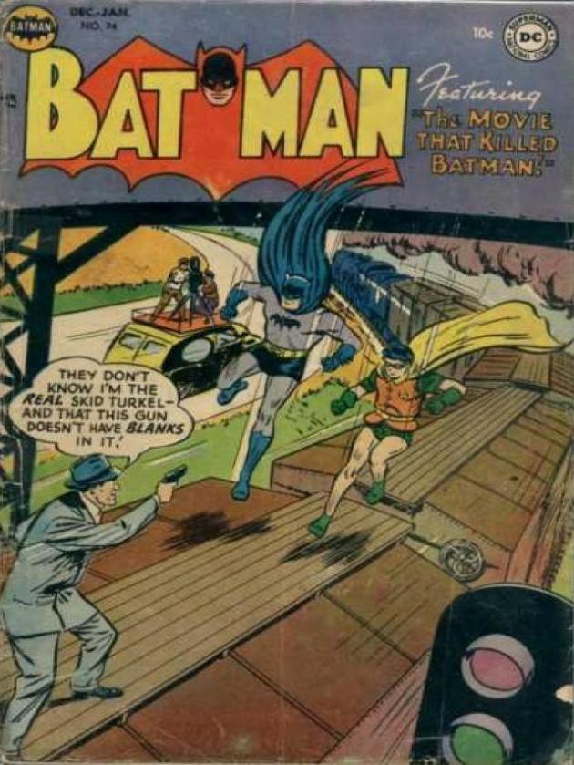 Batman N ° 74