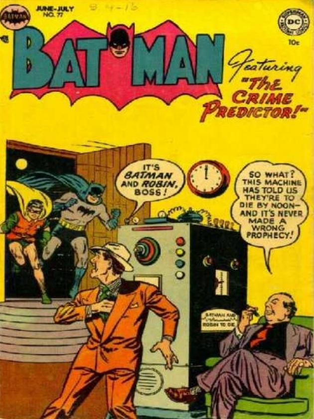 Batman Nº 77