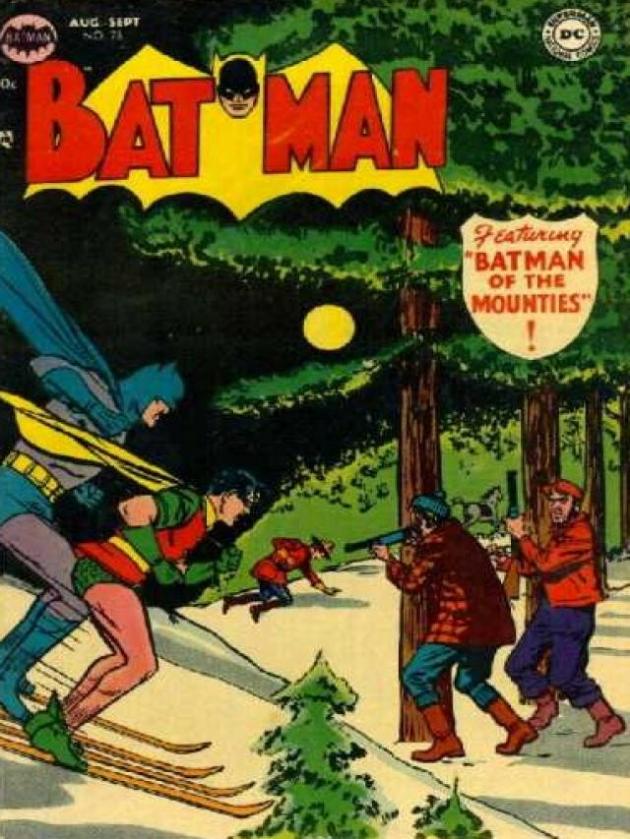 Batman Nº 78
