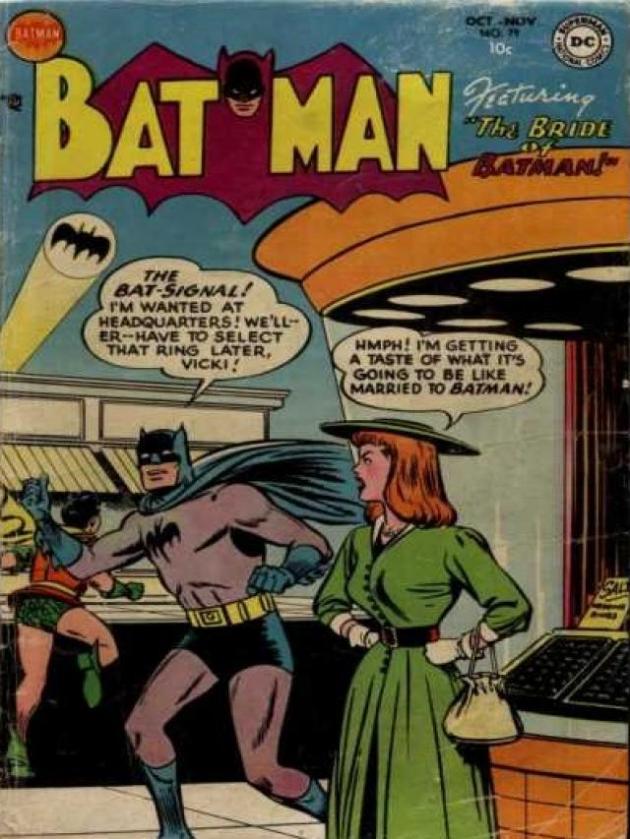 Batman Nº 79