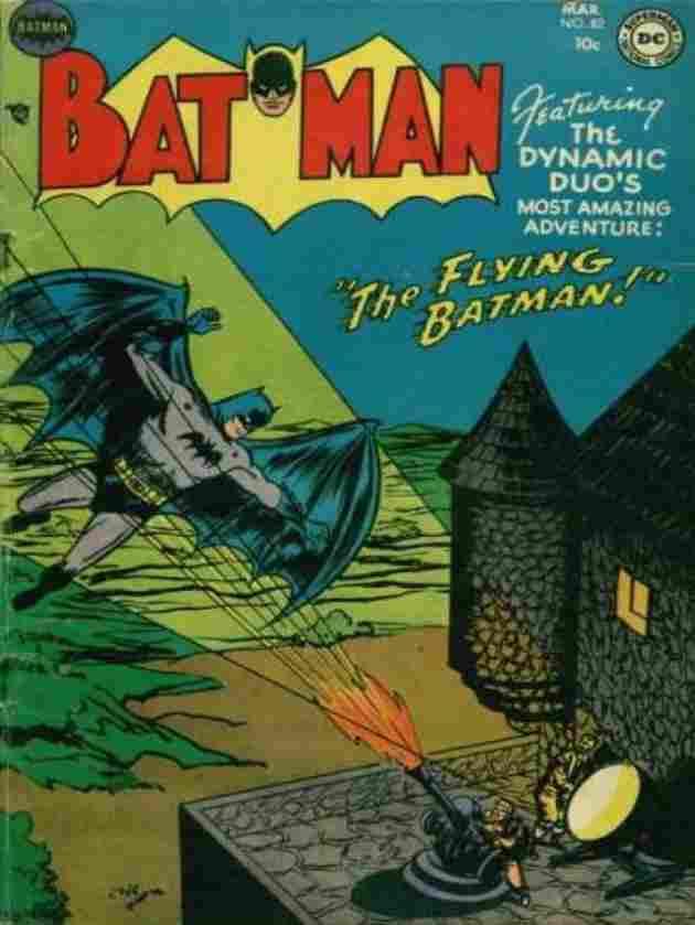 Batman Nº 82