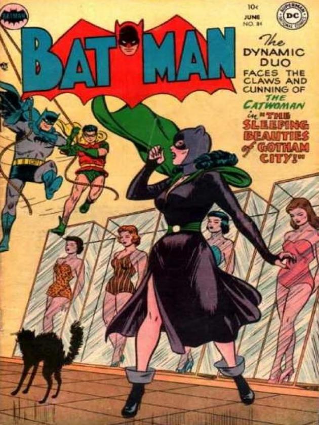 Batman n ° 84