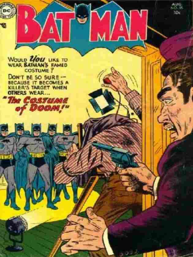 Batman Nº 85