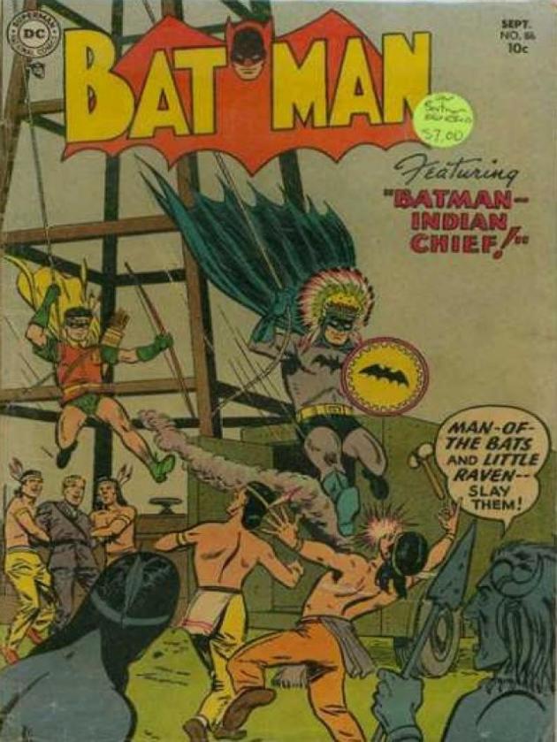 Batman Nº 86