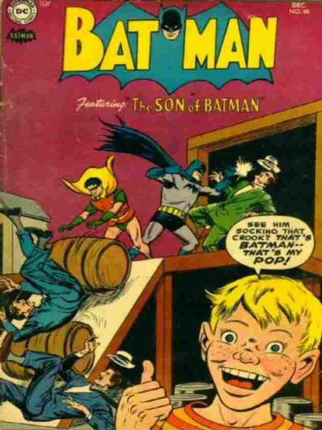Batman Nº 88