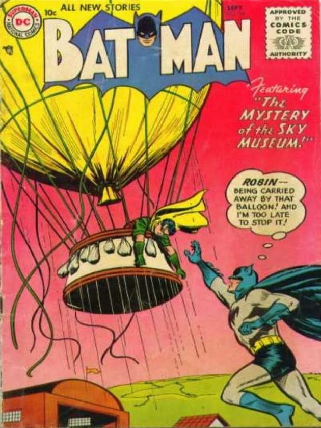 Batman n ° 94