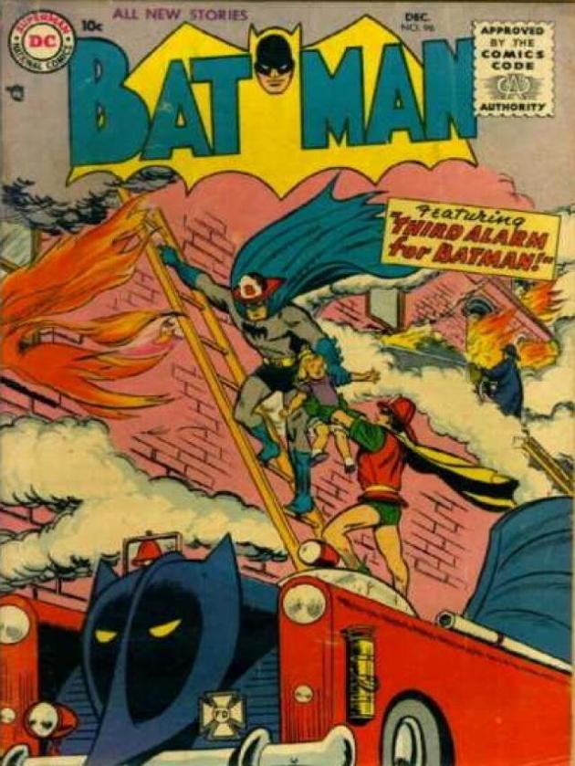 Batman N ° 96