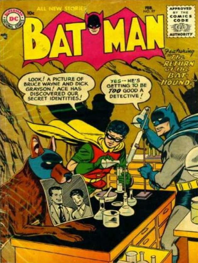 Batman N ° 97