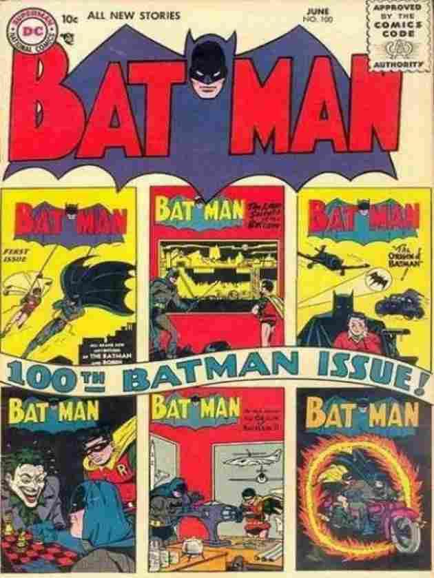 Batman No. 100