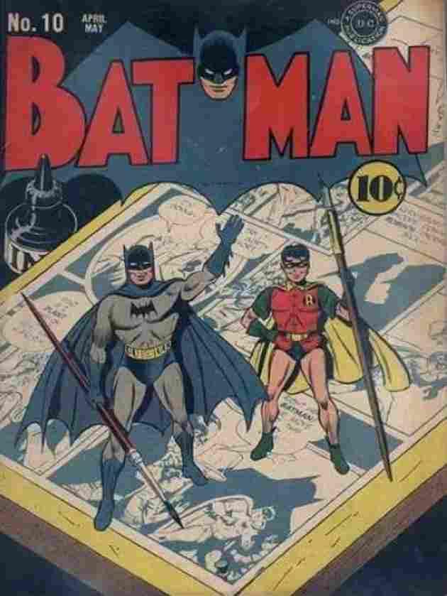 Batman No. 10