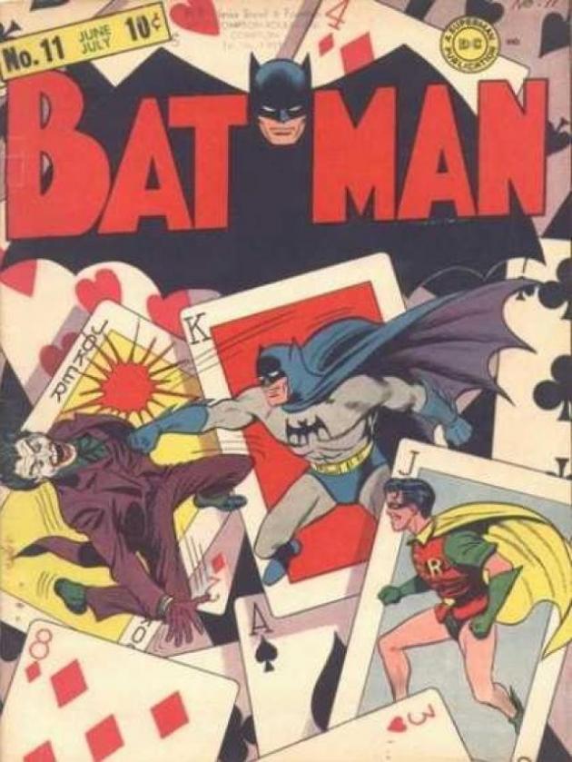 Batman No. 11