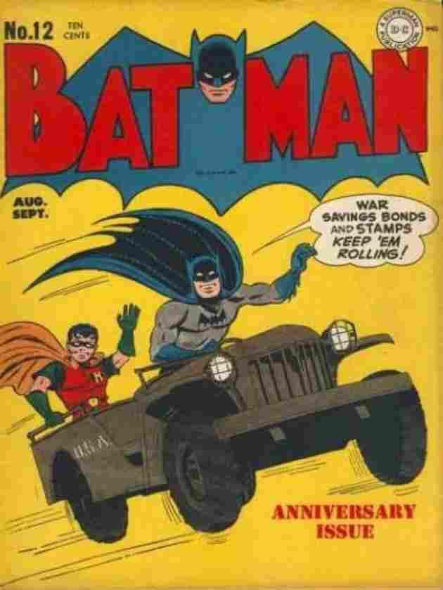 Batman No. 12