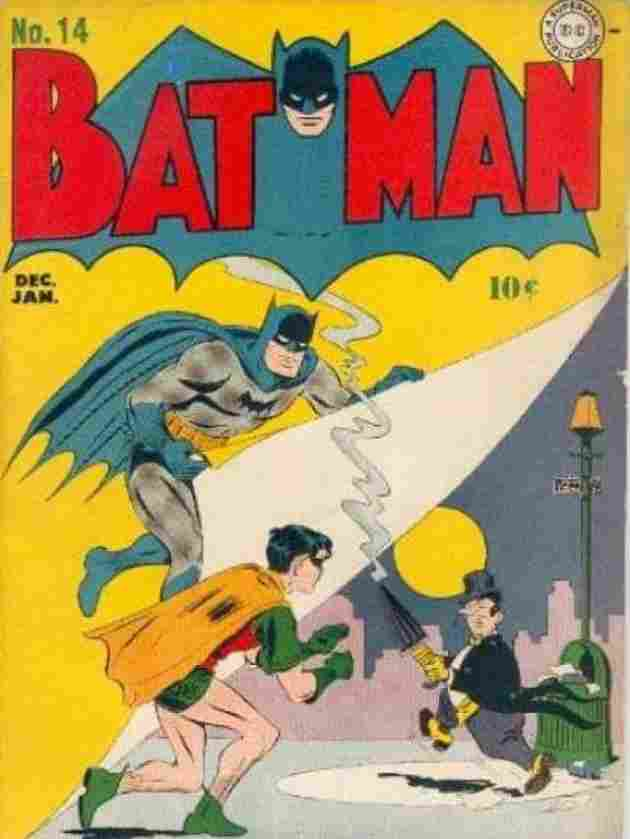Batman No. 14