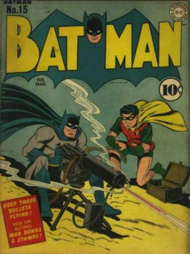 Batman No. 15