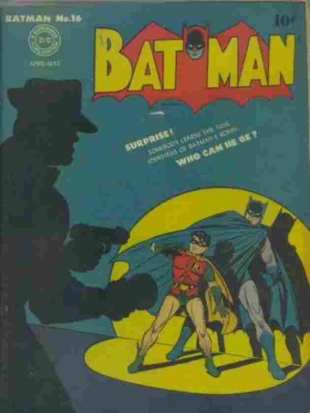 Batman No. 16