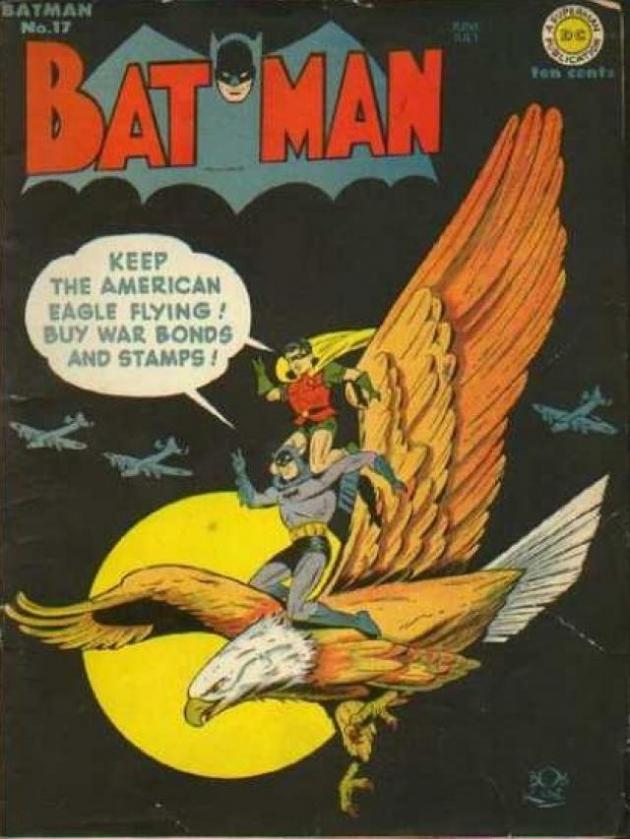 Batman No. 17