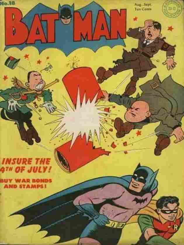 Batman No. 18