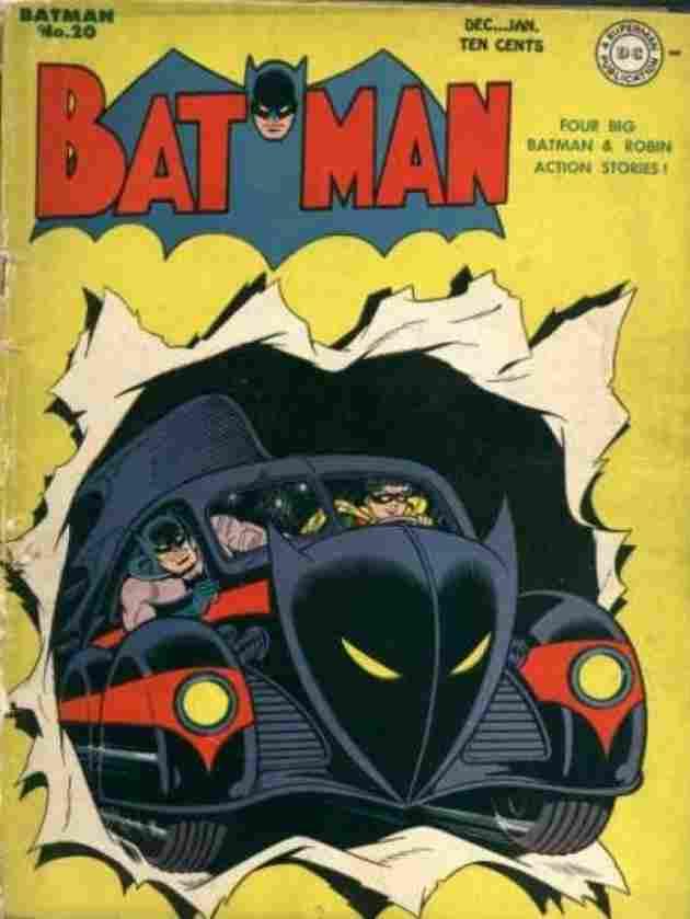 Batman No. 20