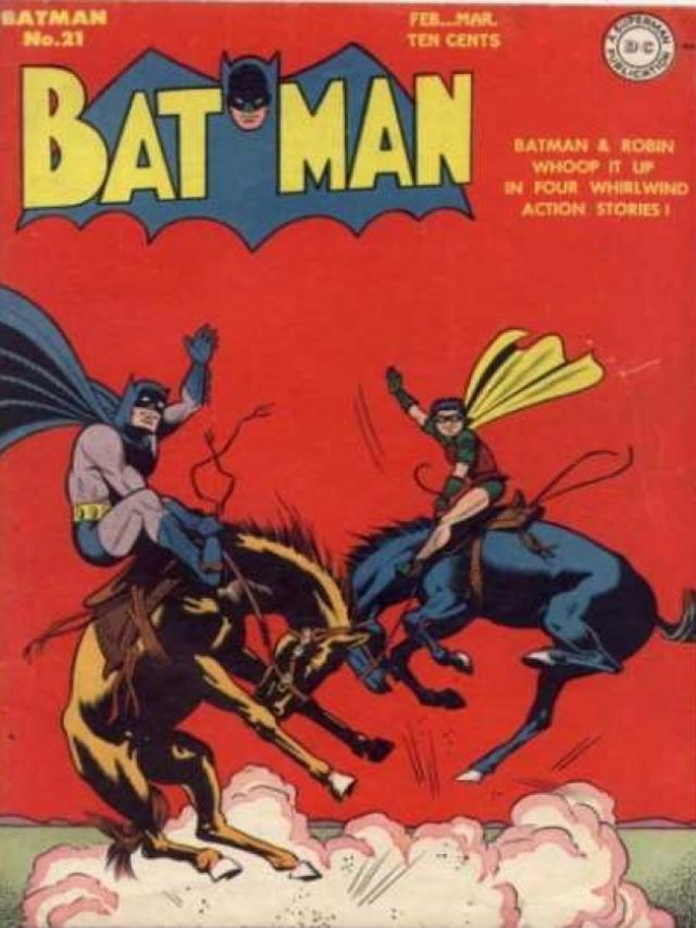 Batman No. 21