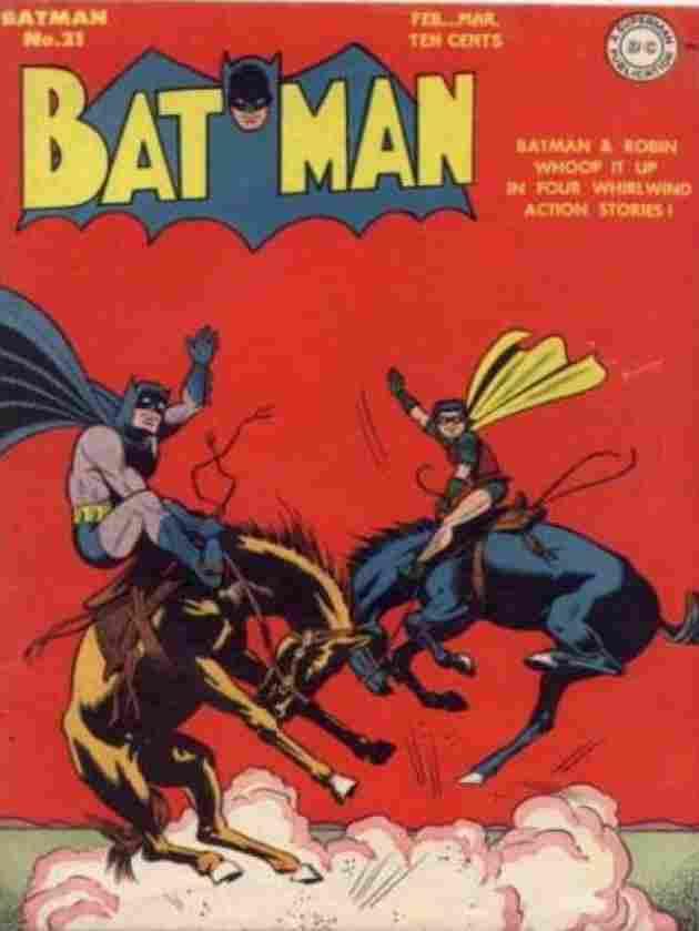Batman No. 21